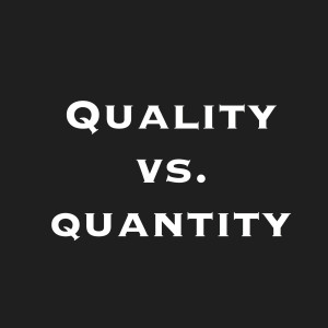 Quality vs. Quantity in Couples Counseling