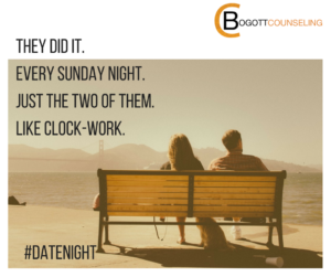Date night – When did it go out of style?
